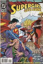 Supergirl '94 4 Newsstand Fn P3