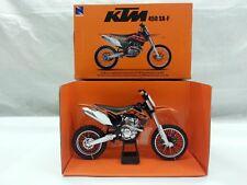 NEW RAY MODELLINO MOTOCROSS KTM DIRT BIKE 450 SX-F SCALA 1.10 IDEA REGALO