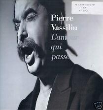 LP PIERRE VASSILIU L'AMOUR QUI PASSE