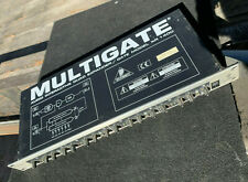 Behringer ® Multigate ® Model Xr1400 ® Audio Interactive Quad Expander / Gate