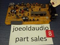 JVC RX-515V Receiver Tuner Board. P/N ENW10309-301. Parting Out JVC RX-515V