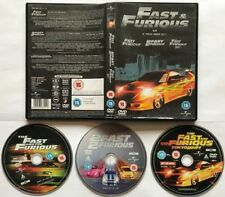 3 Film Box Set: The Fast & Furious 1-3 DVD