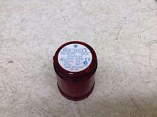 Allen Bradley 855E-24TL4 Red Steady LED Light 855E24TL4 24 V AC/DC
