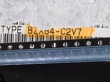 50 x BZX84-C2V7 Zener Diode
