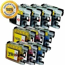 10pk LC-203XL LC203XL Ink For Brother MLC201 MFC-J680DW MFC-J880DW MFC-J885DW