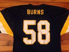 Vintage Football Jersey 80s Highschool Football Jersey Youth Russell Athletic XL