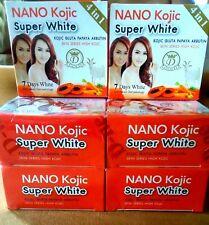 Nano Kojic Super White Cream with Glutha, Papaya & Arbutin/7 days white Results