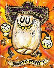 La Mascota Del Mundial El Futbol Jorge R Gutierrez Latin Soccer Art Print 10x12