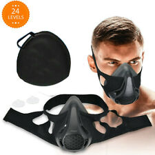 Workout Hypoxic Mask for MMA Fitness Running Gym Breathing Resistance Training