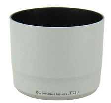JJC LH-T73B(W) Lens Hood for CANON EF 70-300mm f/4-5.6L IS USM replaces ET-73B