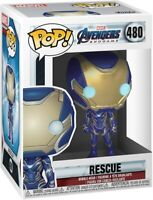 Avengers Endgame Pop! Vinyl Rescue Collectable Figure #480 Funko NEW SHOP STOCK