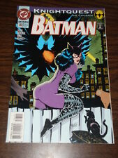 BATMAN #503 DC COMICS DARK KNIGHT NM CONDITION CATWOMAN JANUARY 1994
