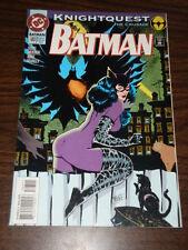 BATMAN #503 DC COMICS DARK KNIGHT NM CONDITION CATWOMAN JANUARY 1994