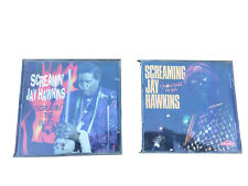 "Screamin Jay Hawkins - Screamin The Blues (Rare) CD & SJH ""I Put A Spell On You"""