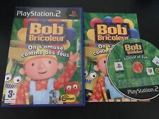 PS2 : bob le bricoleur on s'amuse comme des fous