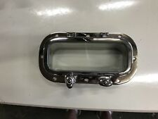 Hood Portlight 14 3/4 x 6 1/2 Overall cut out 10 1/4 x 4 1/4 Portlight only with