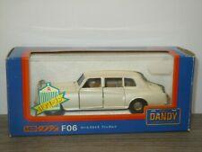Rolls Royce Phantom VI - Tomica Dandy F6 Japan 1:43 in Box *45205