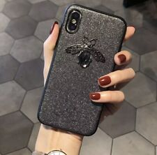 Luxury Brand Diamond Bee Glitter Case IPhone 8