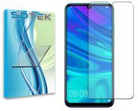 SDTEK Verre Trempé pour Huawei P Smart (2019) Protection écran