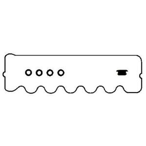 Rubber Rocker Cover Gasket Kit for Ford Fairlane NC NF NL 6cyl 4.0L 1994-1999