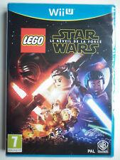 Lego Star Wars le Réveil de la Force Jeu Vidéo Nintendo Wii U