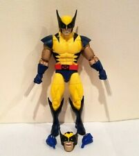HASBRO MARVEL LEGENDS WOLVERINE(JAMES HOWLETT) LOVE TRIANGLE THREE PACK LOOSE