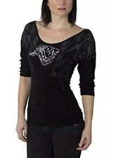 Metal Mulisha Ladies Saucy Tunic Top Size XS