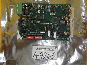 Schumacher 1730-3002 Reservoir Controller PCB Card S0000164-3 Used Working