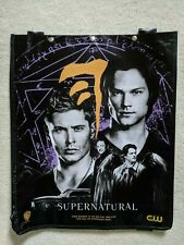Supernatural SDCC Reusable Backpack Bag - San Diego Comic Con 2015