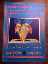 1967 Moscoso Jim Morrison The Doors Sparrow Family Dog Fillmore Poster Fd 61