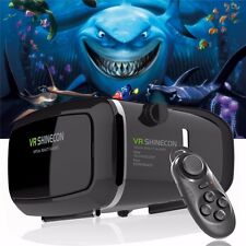 Cardboard VR BOX Virtual Reality 3D Video Glasses For Google Samsung iPhone 6 5