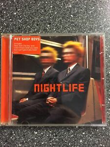 Pet Shop Boys - Nightlife (1999) CD