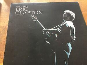Eric Clapton - The Cream of Eric Clapton - Polydor Records 1987 EX