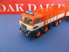 Modellino 1/87 Camion Truck FIAT 690 Millepiedi Recoaro by Brekina
