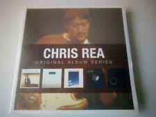 CHRIS REA - ORIGINAL ALBUM SERIES 5 CD SET NEW AND SEALED 2009
