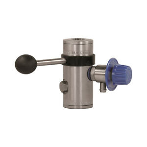 "Suttner ST167 Foam Injector Chemical Lever Valve Food Grade Stainless Steel 1/2"""