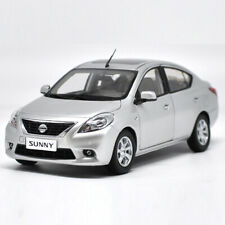 1:18 DONGFENG NISSAN SUNNY DIECAST MODEL TOY CAR+TOYOTA VIOS+FREE SMALL GIFT