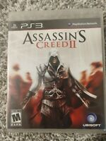Assassin's Creed II (Sony PlayStation 3, 2009) - Complete CIB