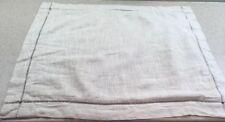 Ralph Lauren Linen Cotton Blend Standard Pillow Shams Pair