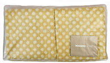 MISSONI HOME BRANDED GIFT PACK JODY 481 TWO HAND TOWELS SET 100% COTTON