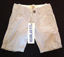 Ragazzi American Outfitters Breve Cream & Navy 2 e 3 anni RRP £ 65 ora £ 15.50 ciascuno