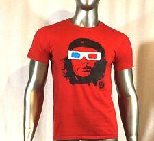 Che Guevara T-Shirt Revolution Kuba Bolivien Argentina USA Comandante GRÖSSE M