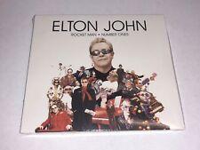 Elton John CD Rocket Man - Number Ones Mercury 2007 digipak NEW BMG CLUB ISSUE