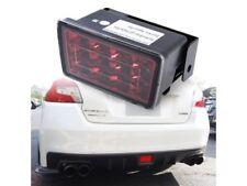 JDM Rear LED Brake/Fog Light For Subaru Impreza WRX STi Red Clear
