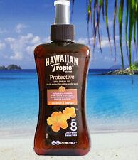HAWAIIAN TROPIC SPF 8 TAN OIL TAN LOTION TAN OIL BRONZING OIL TANNING LOTION