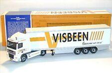 DAF XF Fridge TRailer VISBEEN Netherlands - CORGI (1:50)