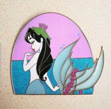 Disney Fantasy Pin Mermaid Lagoon Designs By Gen Jumbo - Lily Pad Pin Flawed