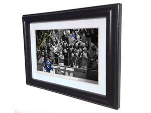 2017/18 Signed Wayne Rooney Autograph Everton Photo Photograph Picture Frame Sm