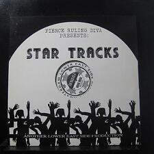 "Various - Star Tracks (Volume 3) 12"" VG+ LES 9301 Netherlands 1993 Vinyl Record"