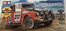 Tamiya 58650 58650-1:10 RC VW Beetle Rally MF-01X